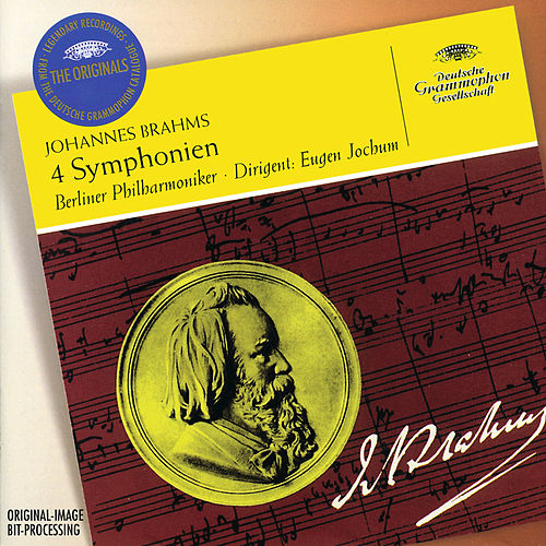 Play & Download Brahms: Symphonies Nos.1 - 4 by Berliner Philharmoniker | Napster
