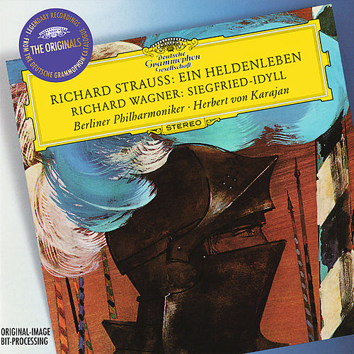 Play & Download Strauss, R.: Ein Heldenleben / Wagner: Siegfried-Idyll by Berliner Philharmoniker | Napster