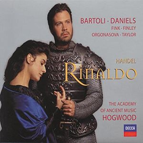 Play & Download Handel: Rinaldo - complete opera (Original 1711 Version) HWV7a (3CDs) by Various Artists | Napster