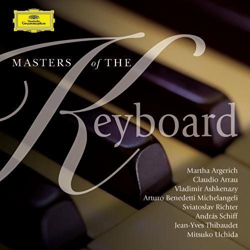 Masters of the Keyboard by Various Artists