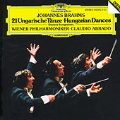 Play & Download Brahms: 21 Hungarian Dances by Wiener Philharmoniker | Napster
