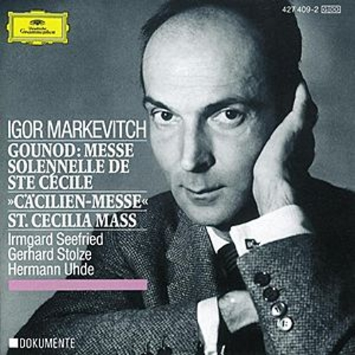 Gounod: Messe solennelle de Sainte Cécile by Various Artists
