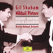 Play & Download Glazunov / Kabalevsky: Violin Concertos by Gil Shaham | Napster