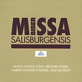 Biber: Missa Salisburgensis by Various Artists