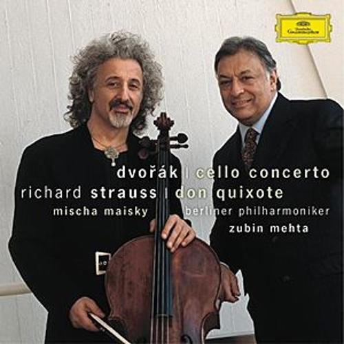 Play & Download Dvorák: Cello Concerto / Strauss, R.: Don Quixote by Various Artists | Napster