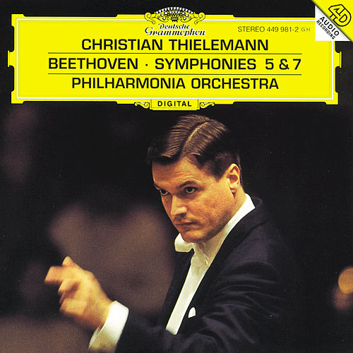 Play & Download Beethoven: Symphonies No.5 & No.7 by Philharmonia Orchestra | Napster