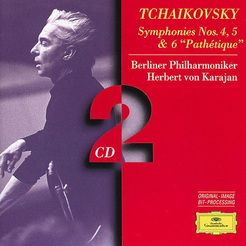 Play & Download Tchaikovsky: Symphonies Nos.4, 5 & 6 'Pathétique' by Berliner Philharmoniker | Napster