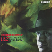 Liszt: 6 Hungarian Rhapsodies by Budapest Festival Orchestra