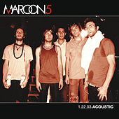 1.22.03 Acoustic by Maroon 5