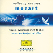 Play & Download Mozart: Symphonies Nos. 39, 40 & 41; Requiem by Various Artists | Napster