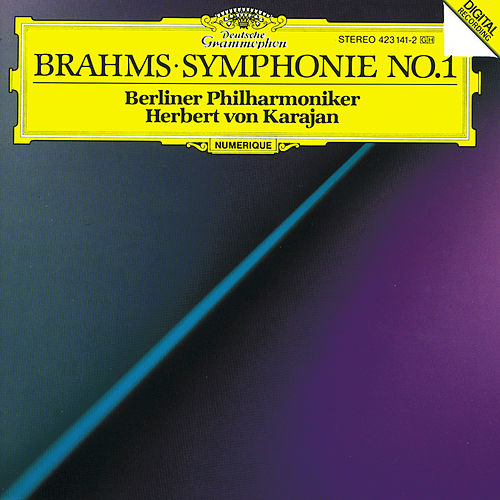 Play & Download Brahms: Symphony No.1 by Berliner Philharmoniker | Napster