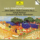 Play & Download Lalo: Symphony espagnole Op.21 by Itzhak Perlman | Napster
