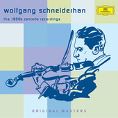 Play & Download The 1950s Concerto Recordings by Wolfgang Schneiderhan | Napster