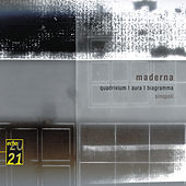 Play & Download Maderna: Quadrivium by NDR-Sinfonieorchester   Napster