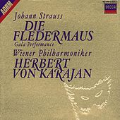 Strauss II, J.: Die Fledermaus - Gala Performance by Various Artists