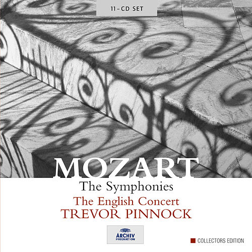 Play & Download Mozart: The Symphonies by The English Concert | Napster
