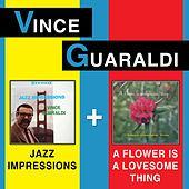 Jazz Impressions + a Flower Is a Lovesome Thing by Vince Guaraldi