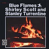 Play & Download Blue Flames by Shirley Scott | Napster