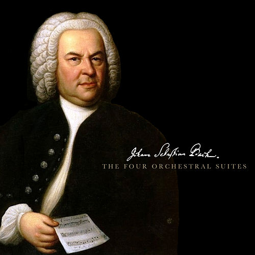 Bach: The Four Orchestral Suites by Philharmonia Orchestra