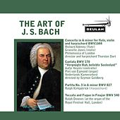 The Art of J.S. Bach by Various Artists