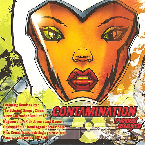 Play & Download Contamination (Remixxed) by Paradoxx | Napster