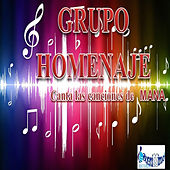 Canta Las Canciones De Mana by Grupo Homenaje