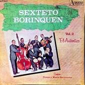El Autentico, Vol. 2 by Sexteto Borinquen
