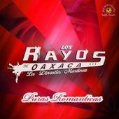 Play & Download Puras Romanticas by Los Rayos De Oaxaca | Napster