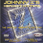 Johnny Z's Hardest Hitters by Various Artists