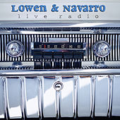 Play & Download Live Radio by Lowen & Navarro | Napster