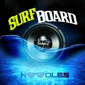Surfboard by DJ Noodles