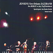 Play & Download Live in Berlin (Live) by Jensens New Orleans Jazzband | Napster