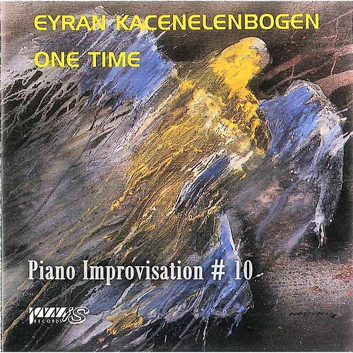 Piano Improvisation # 10 by Eyran Kacenelenbogen
