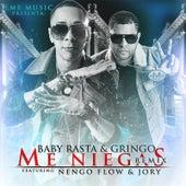Play & Download Me Niegas (Remix) [feat. Nengo Flow & Jory] by Baby Rasta & Gringo | Napster