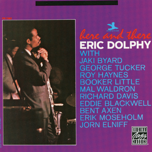 Here And There by Eric Dolphy