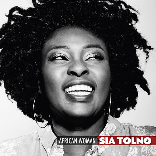 African Woman by Sia Tolno