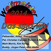 Play & Download Weltmeister 2014 - Das sind wir by Various Artists | Napster