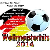 Weltmeisterhits 2014 by Various Artists