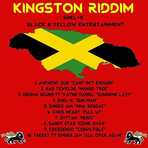 Play & Download Kingston Riddim by Various Artists | Napster