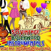50 Vintage Bollywood Instrumentals Retro Hindi Instrumental Evergreen Indian Movies Songs by Chandra Kamal