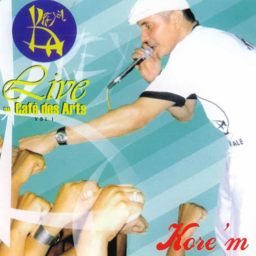 Play & Download Live au Café des Arts, vol. 1 (Kore'm) [Live] by Kreyol La | Napster