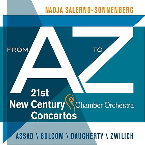 From A To Z by Nadja Salerno-Sonnenberg