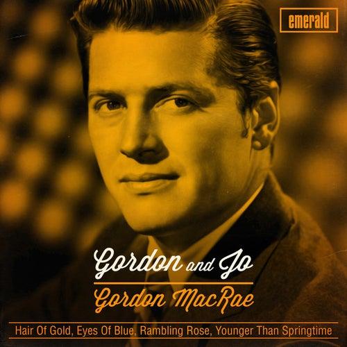 Gordon & Jo de Gordon MacRae