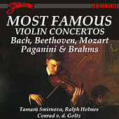 Play & Download Most Famous Violin Concertos by Various Artists | Napster