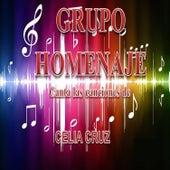 Canta las Canciones de Celia Cruz by Grupo Homenaje