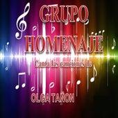 Play & Download Canta las Canciones de Olga Tanon by Grupo Homenaje | Napster