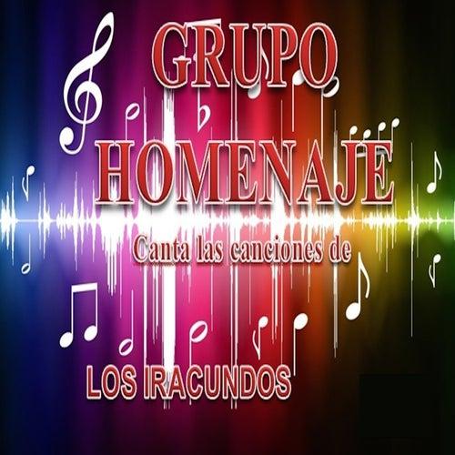 Canta las Canciones de los Iracundos by Grupo Homenaje