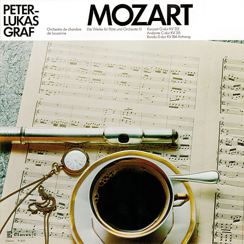 Play & Download Mozart: Works for Flute & Orchestra, Vol. I by Peter-Lukas Graf | Napster