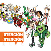 Play & Download Atencion Atencion (Live) by Atencion Atencion | Napster