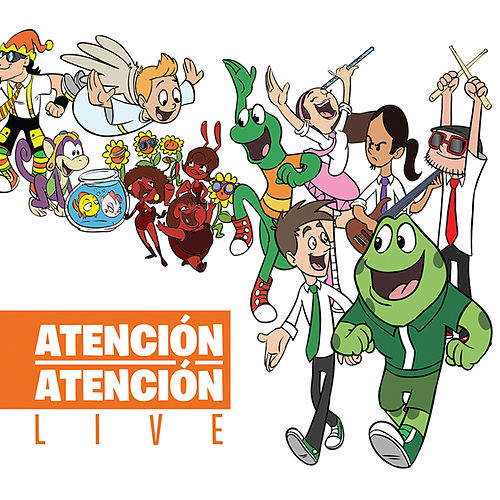 Atencion Atencion (Live) by Atencion Atencion